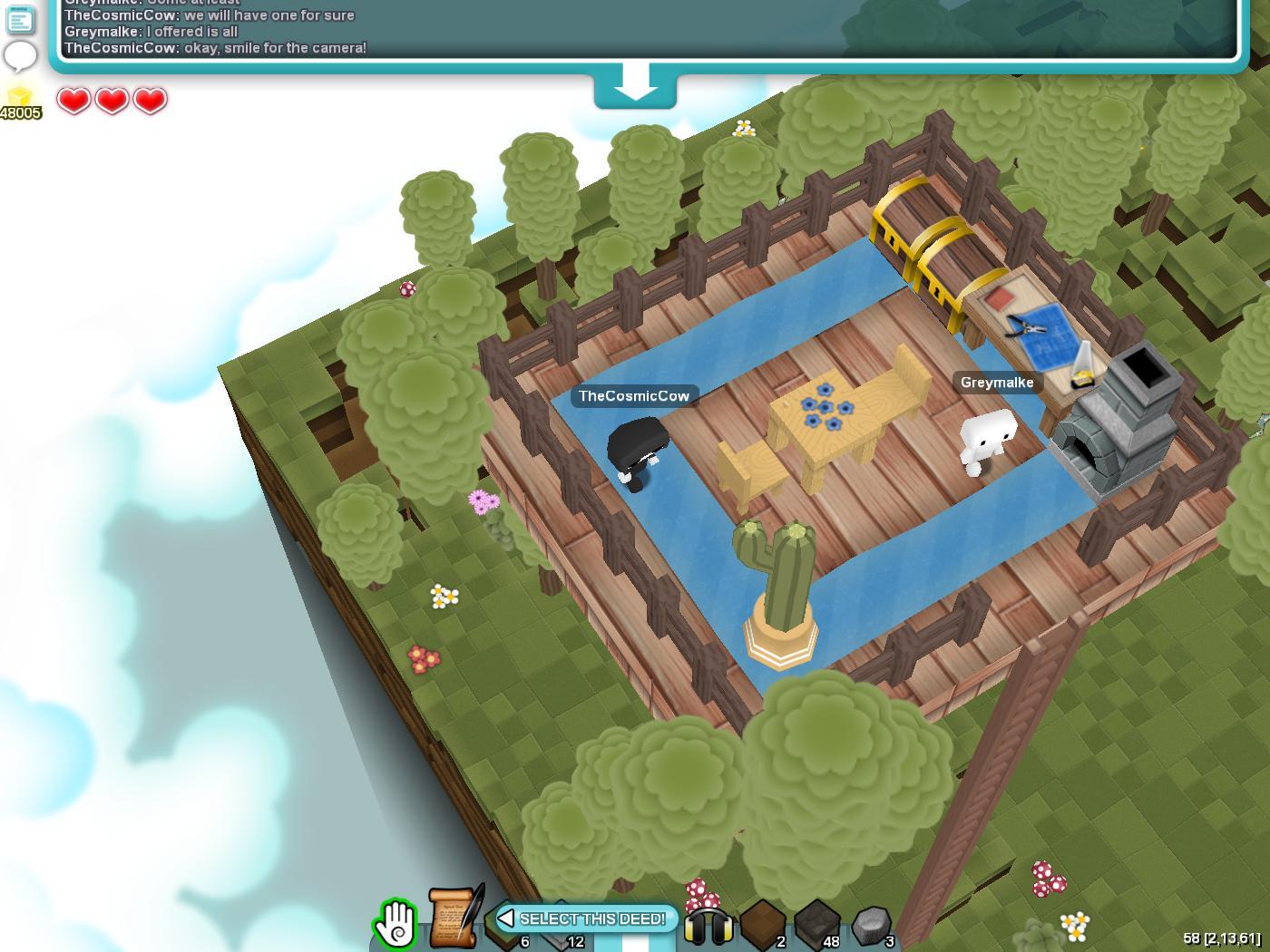 House Building Games Online Cubic Castles